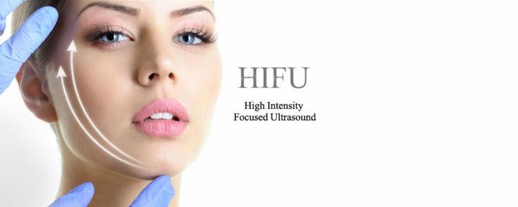 Trattamento HIFU Lifting Viso